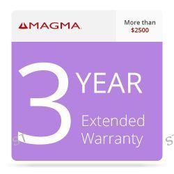 Magma 3 Year Extended Warranty for Magma Expansion WAREXT3YR-2