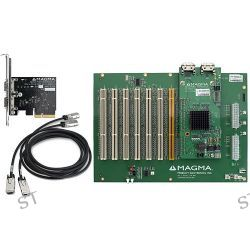 Magma 6-Slot PCI Express to PCI-X Expansion Board and Cable
