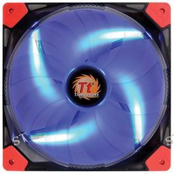 Thermaltake Luna 14 LED Cooling Fan (Blue) CL-F021-PL14BU-A B&H