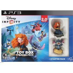Take-Two INFINITY 2.0 Toy Box Starter Pack (PS3) 119280 B&H