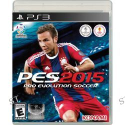 Konami Pro Evolution Soccer 2015 (Sony PlayStation 3) 20296 B&H