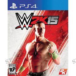Take-Two  WWE 2K15 (PS4) 47431 B&H Photo Video