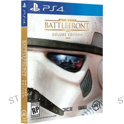 Electronic Arts Star Wars Battlefront Deluxe Edition (PS4) 36975