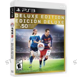 Electronic Arts FIFA 16 Deluxe Edition (PS3) 73491 B&H Photo