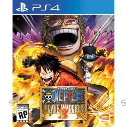 BANDAI NAMCO One Piece: Pirate Warriors 3 (PS4) 12011 B&H Photo
