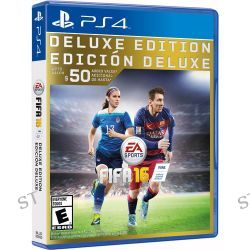 Electronic Arts FIFA 16 Deluxe Edition (PS4) 73492 B&H Photo