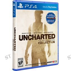 Sony Uncharted: The Nathan Drake Collection (PS4) 3000683 B&H