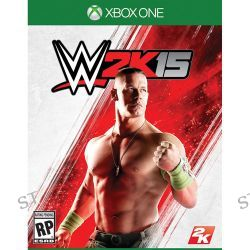 Take-Two  WWE 2K15 (Xbox One) 49430 B&H Photo Video