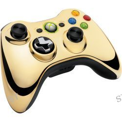 Microsoft Xbox 360 Special Edition Chrome Series 43G-00054 B&H