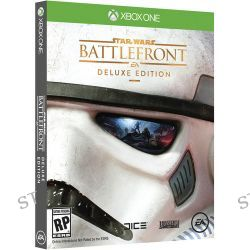 Electronic Arts Star Wars Battlefront Deluxe Edition 73500 B&H