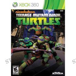 Activision Teenage Mutant Ninja Turtles (Xbox 360) 76756 B&H