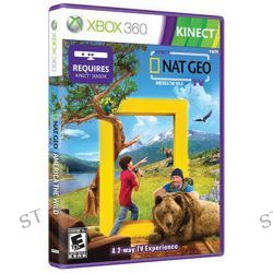 Microsoft  Kinect Nat Geo TV (Xbox 360) 2SG-00001 B&H Photo Video
