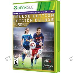 Electronic Arts FIFA 16 Deluxe Edition (Xbox 360) 36966 B&H