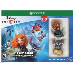 Take-Two INFINITY 2.0 Toy Box Starter Pack (Xbox One) 119278 B&H