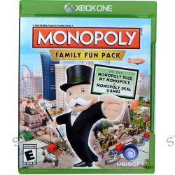 Ubisoft Monopoly Family Fun Pack (Xbox One) UBP50401020 B&H
