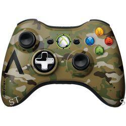 Microsoft Xbox 360 Special Edition Camouflage Wireless 43G-00049