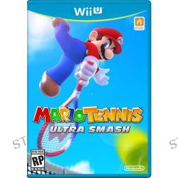Nintendo Mario Tennis: Ultra Smash (Wii U) WUPPAVXE B&H Photo