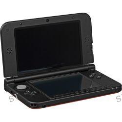 Nintendo 3DS XL Handheld Gaming System (Red/Black) SPRSRKA1 B&H