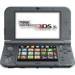 Nintendo 3DS XL Kit with The Legend of Zelda: Majora's Mask 3D,