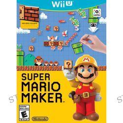 Nintendo  Super Mario Maker (Wii U) WUPQAMAE B&H Photo Video