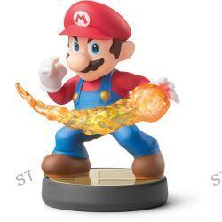 Nintendo  Mario amiibo Figure (Wii U) NVLCAAAA B&H Photo Video
