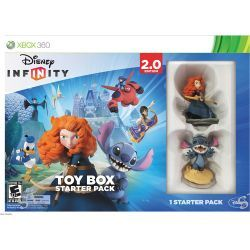 Take-Two INFINITY 2.0 Toy Box Starter Pack (Xbox 360) 119277 B&H