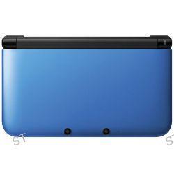 Nintendo 3DS XL Handheld Gaming System (Blue/Black) SPRSBKA1 B&H
