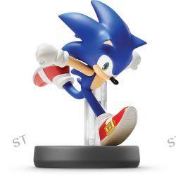 Nintendo  Sonic amiibo Figure (Wii U) NVLCAACA B&H Photo Video