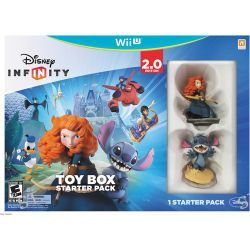 Take-Two INFINITY 2.0 Toy Box Starter Pack (Wii U) 119279 B&H