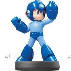 Nintendo  Mega Man amiibo Figure (Wii U) NVLCAACB B&H Photo Video