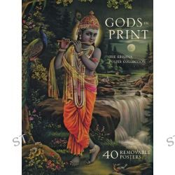 Gods in Print: the Krishna Poster Collection, Masterpieces of India's Mythological Art by Mark Baron, 9781608875429.
