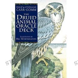 The Druid Animal Oracle Deck by Philip Carr-Gorman, 9781859061725.