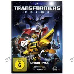 Filme: (7)DVD TV-Orion Pax  von David Hartman