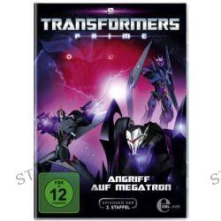 Filme: (9)DVD TV-Angriff Auf Megatron  von David Hartman