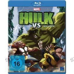 Filme: Hulk vs  von Sam Liu,Frank Paur
