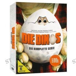 Filme:  Die Dinos - Die komplette Serie [9 DVDs]  von Bruce Bilson,Tom Trbovich,William Dear,Brian Henson