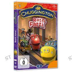 Filme: Chuggington - Vol. 15  von Sarah Ball