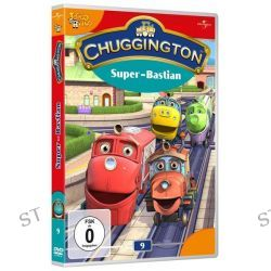 Filme: Chuggington Vol. 9 - Super-Bastian  von Sarah Ball
