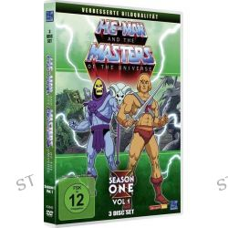 Filme: He-Man and the Masters of the Universe - Season 1.1  von Ed Friedmann
