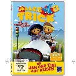 Filme: Alles Trick 8 - Mit Jan und Tini auf Reisen  von Various Artists
