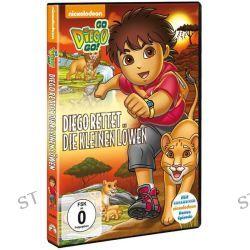 Filme: Go Diego Go! - Diego rettet die kleinen Löwen  von Katie McWane