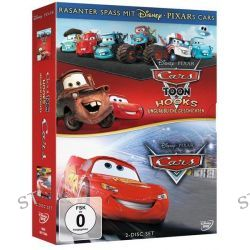 Filme: Cars-Hooks unglaubliche Geschichten (2 DVDs)  von John Lasseter mit Paul Dooley,Jenifer Lewis,Guido Quaroni,Tony Shalhoub,Cheech Marin,Larry the Cable Guy,Bonnie Hunt,Paul Newman