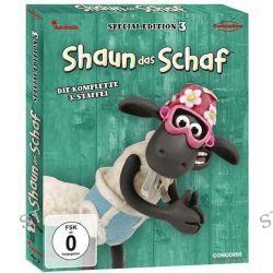 Filme: BD Shaun das Schaf - Special Edition 3 (20 Folgen)  von Christopher Sadler