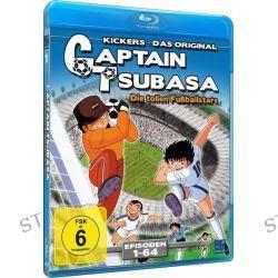 Filme: Captain Tsubasa - Die tollen Fußballstars - Episoden 1-64  von Hiroyoshi Mitsunobu