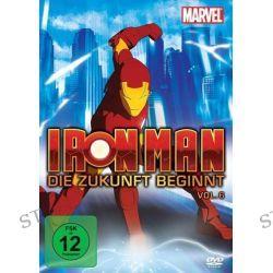 Filme: Iron Man: Die Zukunft beginnt - Season 1.6  von Philippe Guyenne