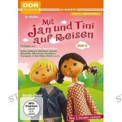 Filme: Mit Jan und Tini auf Reisen - Box 5  von Siegmar Schubert,Jörg De Bomba,Gojko Mitic,Sepp Klose