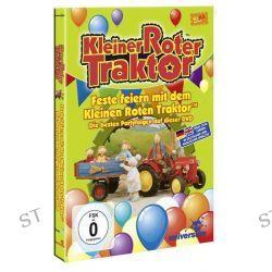Filme: Kleiner roter Traktor - Feste feiern mit dem Kleinen Roten Traktor  von Russell Haigh