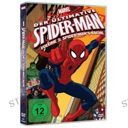 Filme: Marvel - Der ultimative Spider-Man - Volume 3: Spider-Man`s Rache  von Alex Soto,Jeff Allen,Philip Pignotti,Tim Eldred,Gary Hartle