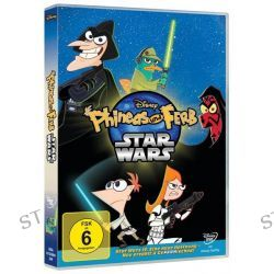 Filme: Phineas und Ferb - Star Wars  von Robert Hughes,Sue Perrotto