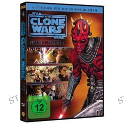Filme: Star Wars - The Clone Wars - Staffel 4.4  von Dave Filoni,Rob Coleman,Justin Ridge,Brian Oconnell,Steward Lee